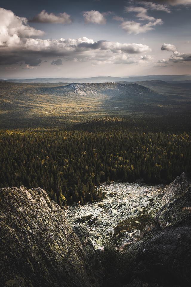 Осенний Таганай Фотография, Пейзаж, Таганай, Национальный парк, Горы, Осень, Лес, Фотограф