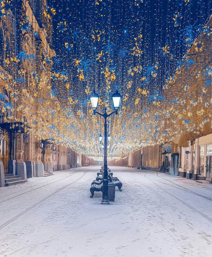 Никольская улица, Москва