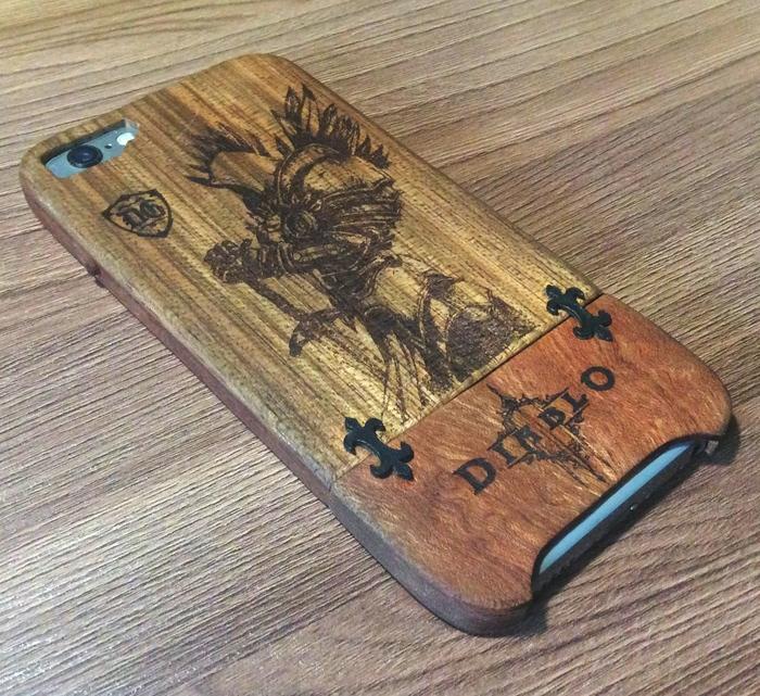 Чехол для телефона из дерева Изделия из дерева, Самоделки, Длиннопост, Своими руками, Чехол для телефона