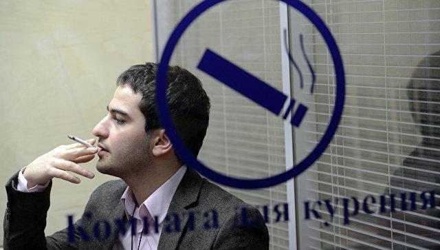 В Госдуме предложили вернуть комнаты для курения в аэропорты и на вокзалы Общество, Россия, Госдума, Курение, Аэропорт, Минздрав, РИА Новости