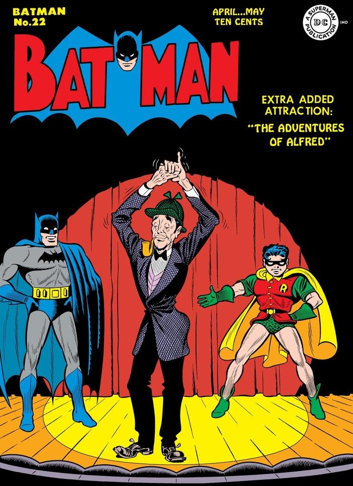 Погружаемся в комиксы: Batman #13-25 Супергерои, DC Comics, Бэтмен, Олдскул, Комиксы-Канон, Длиннопост