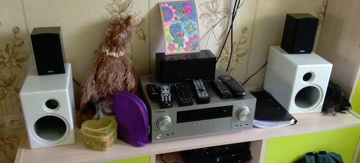 Hi-Fi акустика своими руками Своими руками, Акустика, Hi-Fi, Длиннопост