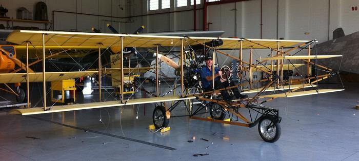 Полет копии Curtiss Pusher (Model D) Авиация, Полет, От первого лица, Видео, Самолет, Ретро
