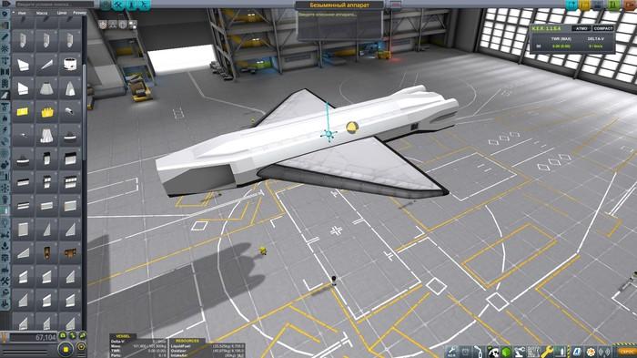 KSP - KCEHOM - космостройка часть 1 Kerbal Space Program, Kcehom, Видео, Длиннопост