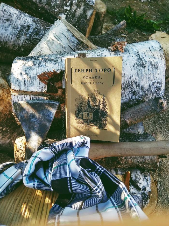 """Что почитать: """"Уолден, или Жизнь в лесу"""" Что почитать?, Торо, Книги, Длиннопост"""