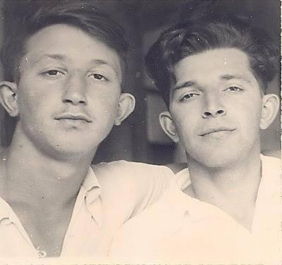 Братья Стругацкие, 1948-1949