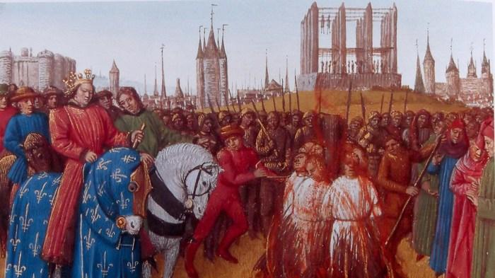 Монфокон - ужас средневекового Парижа Лига историков, Монфокон, Франция, Средневековье, Орудие казни, Длиннопост