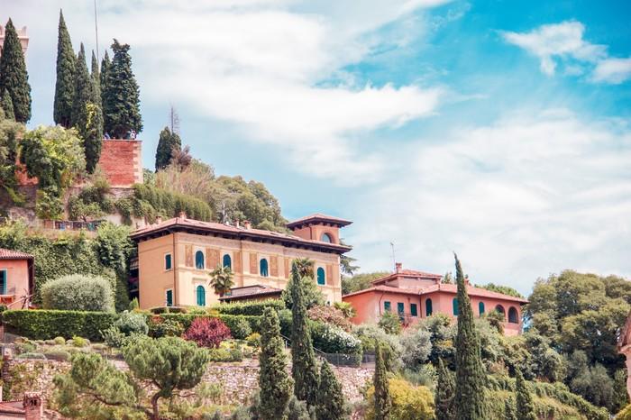 Верона Италия, Архитектура, Красота, Путешествия, Верона, Фотография