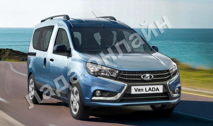 Lada Van - новая модель АвтоВАЗа АвтоВАЗ, Lada Van, Лада