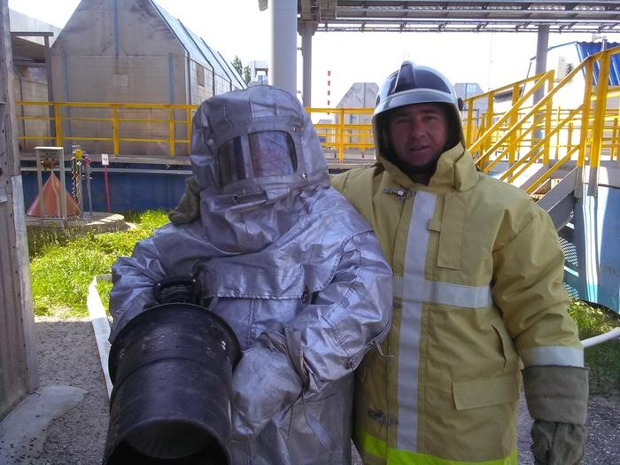 Огнеборцы. Пожарные, Костюм, Костюм пожарного, Фотография, Огнеупорный
