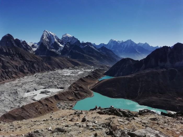 Гималаи Горы, Непал, Длиннопост, Фотография