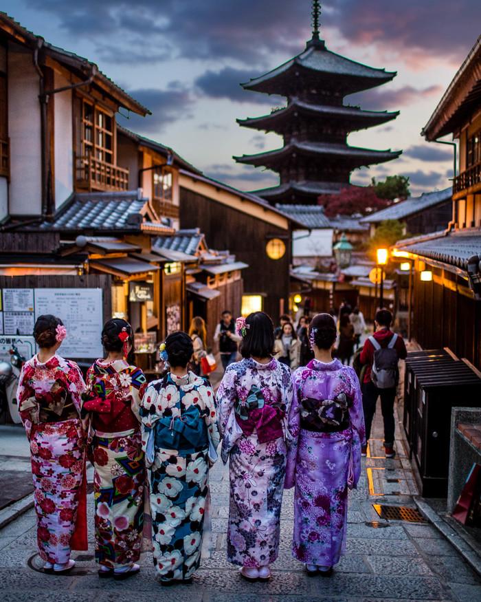 Япония. Киото. Япония, Киото, Canon, Фотография