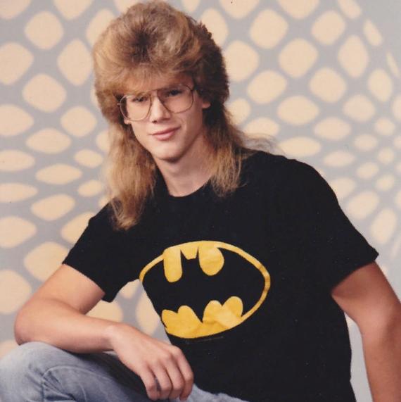1980-ые – эпоха безумных причёсок! Ретро, Мода, Длиннопост