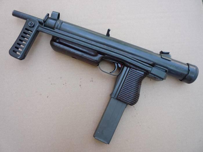 Оружие ЮАР (Ч.2) Пистолеты-Пулеметы. Оружие, ЮАР, История, Пистолеты пулеметы, Длиннопост