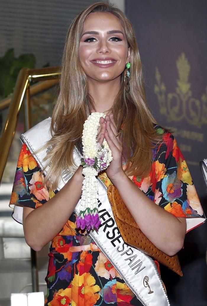 Мисс Испания Анчела Понсе - первый трансгендерный кандидат на Мисс Вселенная Новости, События, Конкурс красоты, Трансгендеры