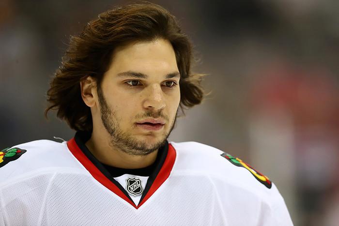 В хоккей играют настоящие мужчины НХЛ, Хоккей, Дедовщина, Издевательство, Люди, Длиннопост, Негатив