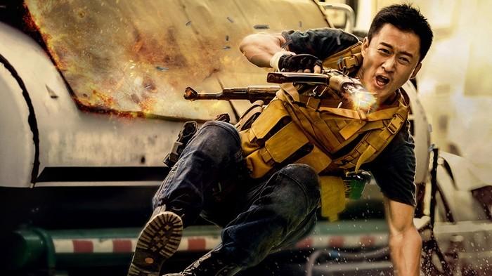 В Китае могут перестать снимать патриотические военные фильмы Операция Красное море, Война волков, Китай, Азиатское кино, Патриотизм