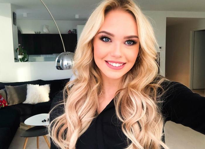 Катрин Лея Еленудоттир Исландия, Мисс Вселенная, Конкурс красоты, Не пытайтесь покинуть Омск, Красивая девушка