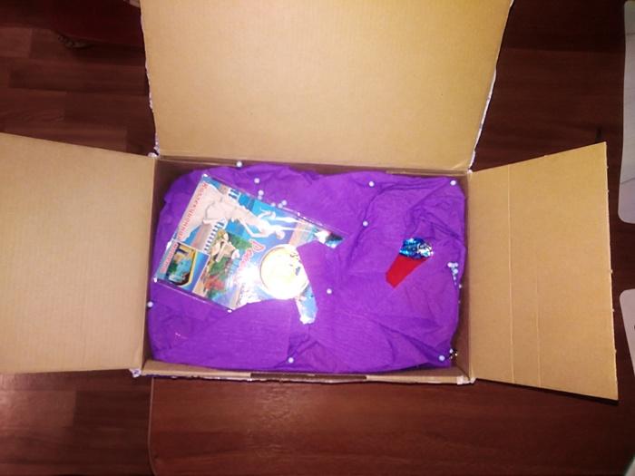 Ура, посылочка!!! Посылка, Подарок, Новый Год, Длиннопост, Обмен подарками, Отчет по обмену подарками, Тайный Санта, Дед Мороз