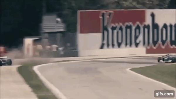 Сравнение: аварии в Формуле-1 тогда и сейчас Формула 1, Интересное, История, Авто, Автоспорт, Гонки, Гифка, Сравнение, Авария, Длиннопост