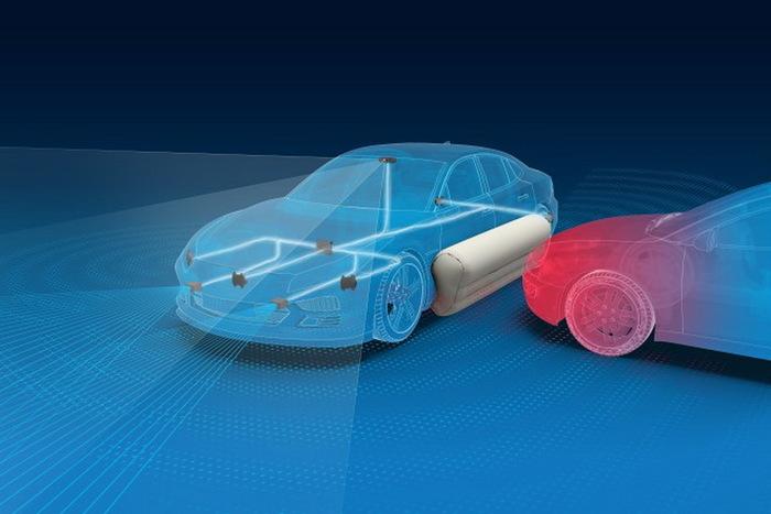А теперь и внешние боковые – еще больше автомобильных подушек безопасности с 2020 года Подушка безопасности, Беспилотный автомобиль, Новые технологии, Длиннопост