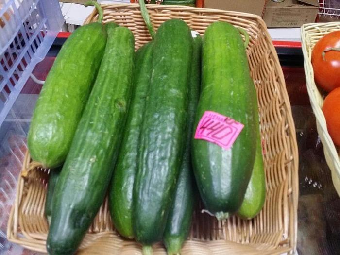Цены на фрукты и овощи в п.Тикси Булунского района Якутии Якутия, Булунский район, Тикси, Овощи и фрукты, Цены, Фотография, Длиннопост