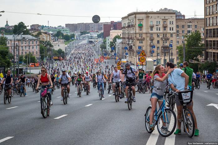 Правительство внесло в ПДД понятие «Велосипедная зона» Новости, Велосипед, ПДД