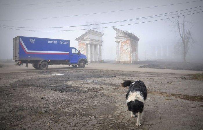 Туман. Эстетика ебеней, Туман, Фотография