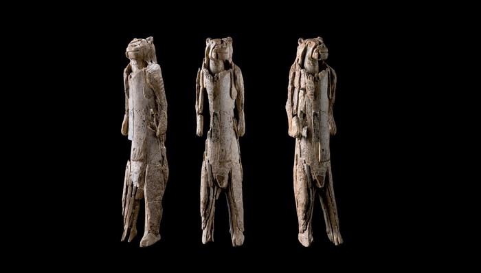 Человекольвы и львиночеловеки от первобытности до античности Мифология, Лев, Сфинкс, Египет, Вавилон, Индия, История, Длиннопост