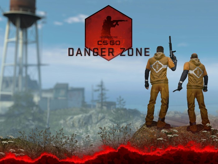 В CS:GO добавили Battle Royale и теперь игра бесплатна Steam, Valve, CS:GO, Counter-Strike, Игры, Интересное, Лига геймеров, Компьютерные игры, Длиннопост