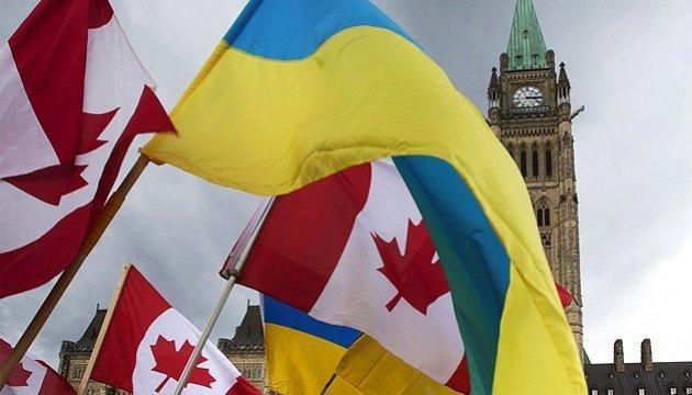Канада выделит Украине деньги... Украина, Выборы, Канада, Политика
