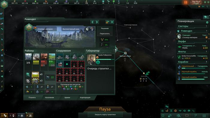 Stellaris 2.2 Стратегия, Стеларис, Длиннопост