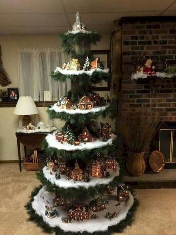 Приближение праздника... Зима, Новогоднее чудо, Оригинально, Длиннопост, Новый Год