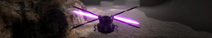 Discharge - Ранний тест воздушных сражений. Разработка игр, Unreal Engine 4, Gamedev, Видео