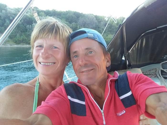 Яхтсмены с ограниченными возможностями Путешествия, Яхтинг, Яхтсмен, Инвалид, Семья, Море, Черногория, Отдых на яхте
