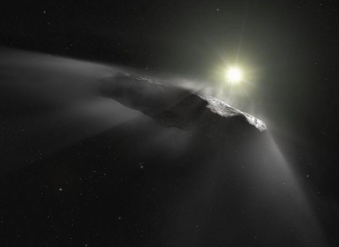 Звёздное небо и космос в картинках - Страница 39 1544246130188997088