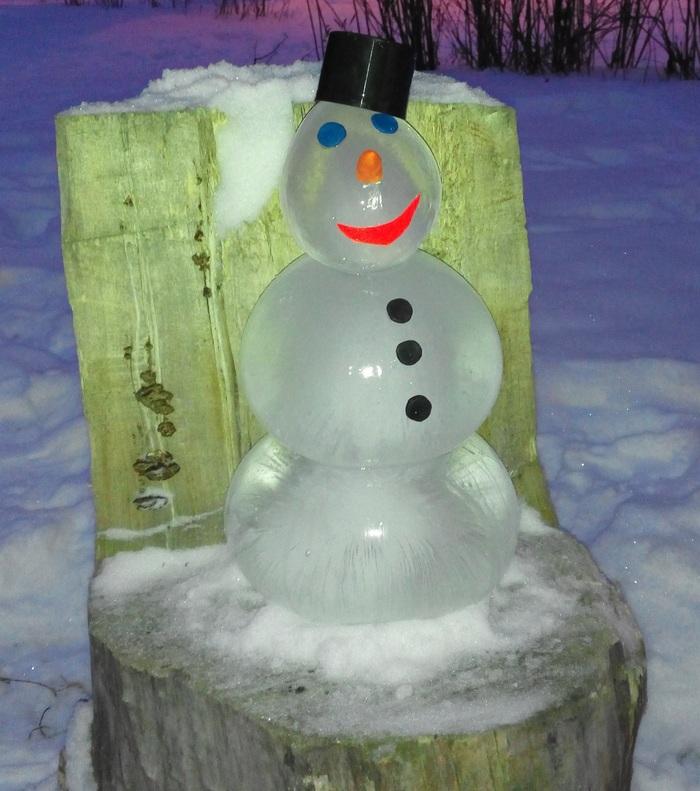Ледовик Ледовик, Очень скоро Новый год, Мороз, Веселье, Длиннопост, Лёд