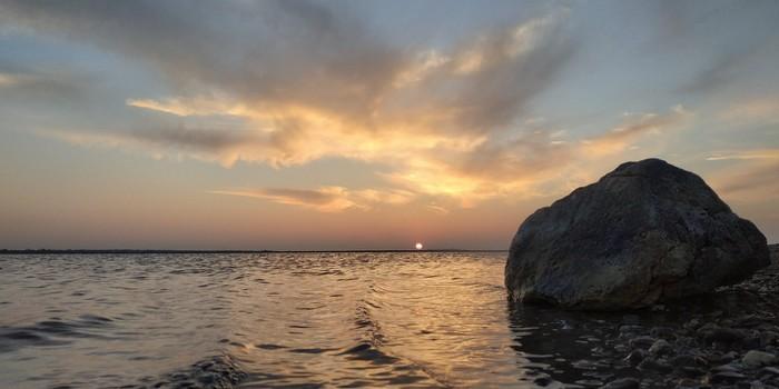 Два заката Мобильная фотография, Закат, Redmi Note 5