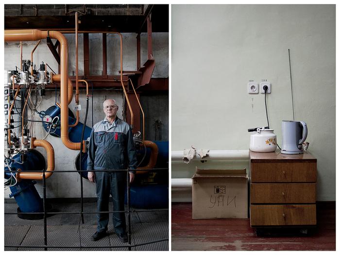 Тепло рабочего места Фотография, Рабочее место, История, Длиннопост