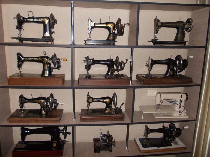 Люблю когда все аккуратно. Полка для швейных машин Швейная машинка, Полка, Фотография, Текст, Длиннопост