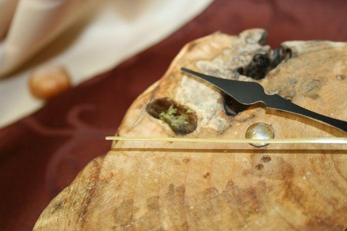 Декоративные часы из дерева. Изделия из дерева, Часы, Своими руками, Handmade, Декор, Рукодельники, Рукоделие без процесса