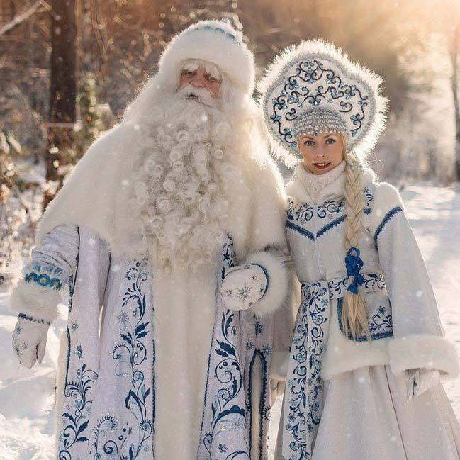 И никаких Санта-Клаусов на нашей земле не надо!