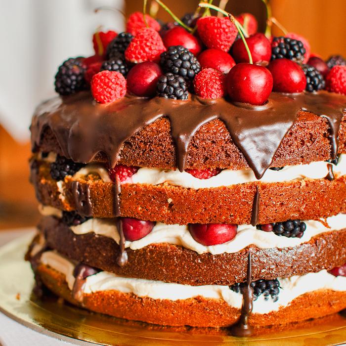 Заказ торта с другого конца планеты Торт, Заказчики, Длиннопост, История