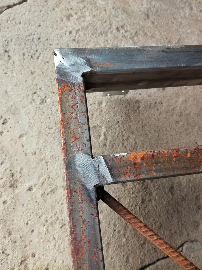 Сколько стоит сделать самому стол в стиле loft