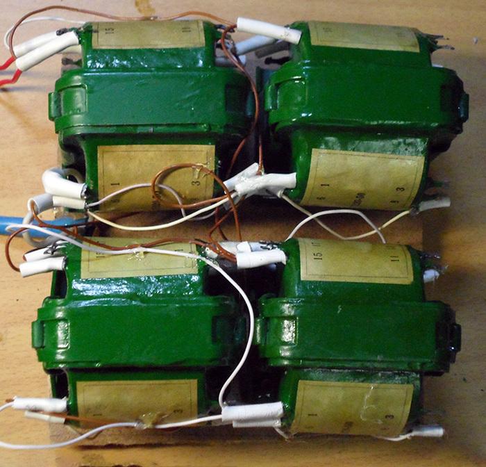 Когда нужно отладить что-то с питанием от сети... Трансформатор, Сделано в СССР