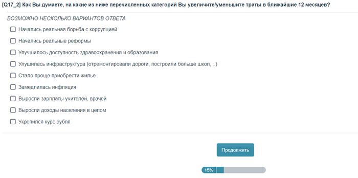 Коротко о работе ВЦИОМ Соцопрос, Вциом, Опрос, Скриншот
