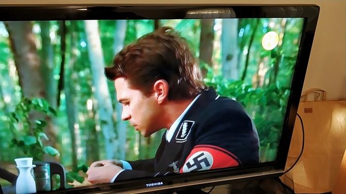 Гитлер капут Свастика, Русское кино, Дебилизм, Мат