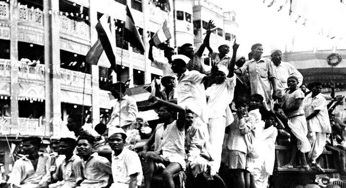 Схватка злейших врагов: кто же разрушил колониальную систему? Длиннопост, История, Колония, США, Япония