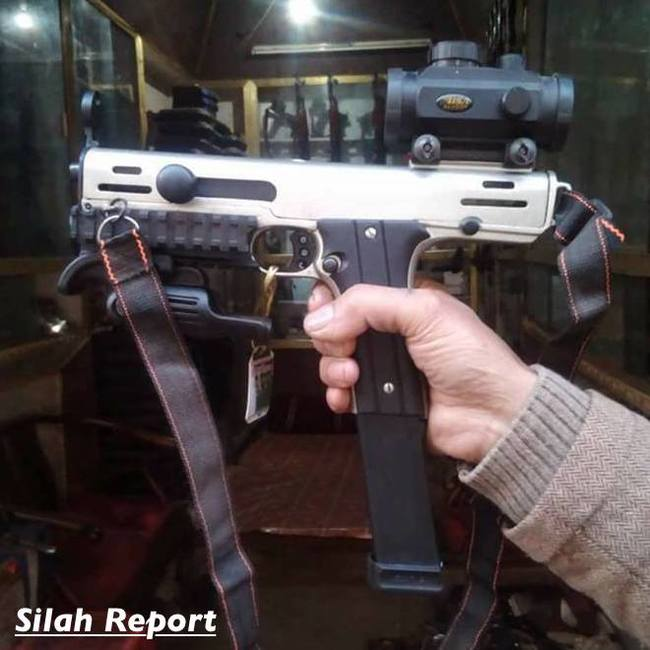 Модно, стильно, молодёжно. Пакистан, Хайбери, Рукожоп, Оружие, Пистолет-Пулемет