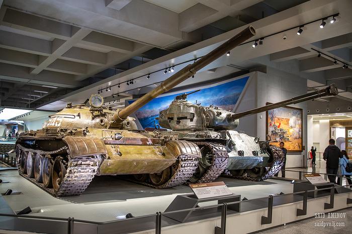 Военный музей китайской революции Музей, Китай, Армия, Танки, Длиннопост, Фотография